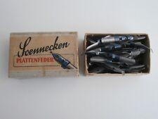 Schreibfeder Plattenfeder Kalligraphie Soennecken  Konvolut ca. 40 Stück