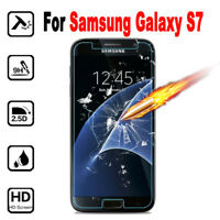 SAMSUNG GALAXY S7 ANTI SHATTER/SCRATCH Tempered Glass Screen Protector  ..,*==/