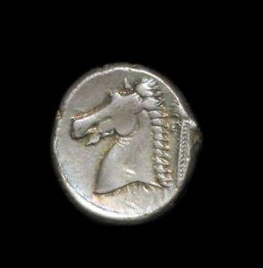 #2,Siculo-Punic Silver Tetradrachm