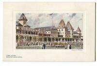 Postcard Brighton Beach Hotel Coney Island NY