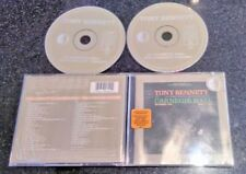 TONY BENNETT AT CARNEGIE HALL 2 x CD SET (COMPLETE CONCERT)