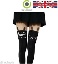Anime Japan Totoro Style Tights - Kawaii - Harajuku - One Size