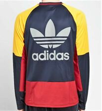 Adidas Originals x Bed j.w. Ford 'Game Jersey' L/S Sports Jersey T-Shirt M *Nwt*
