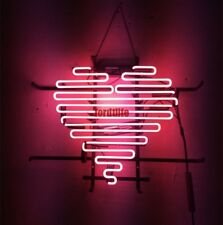 """14"""" RARE Fitz and the Tantrums Neon Sign Home Sports Bar Real Glass Tube Light"""