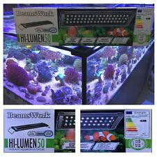Aqua Light LED HI Lumen 50 - 16,5 Watt - Aufsatzleuchte 40 - 60 cm Beams Work