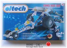 Eitech 82 Racing Car Car Building Kit Metal Starter Educational Toys#