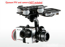 Quanum Q-3D Brushless 3-Axis Camera Gimbal for GoPro 3 and Quanum FPV+ cameras