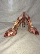 Claudia Ciuti Lina Apricot New Helmut, Women's Shoes, Size 6.5M