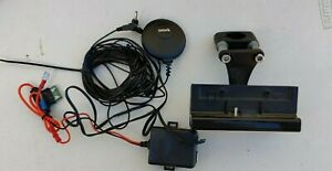 Sirius XM Radio Mount and Power Adapter For Motorcycle