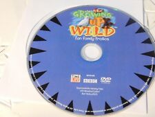 Growing Up Wild - Fun Family Frolics (DVD, 2005)Disc Only Free Shipping