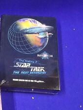 Star Trek:Next Generation Making Of Card Set-Platinum Edition- Sealed (Srp-040)