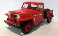 Véhicules miniatures en résine pour Jeep