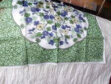 Cotton Blend Floral Vintage Scarves & Shawls