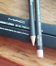 2⭐ MAC LIP PENCIL LINERS: COLOR NAKED LINER (1 FOR EACH PURSE) NEW AND BOXED ✔💯
