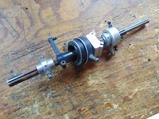 Kalt Baron 50 Eje de rotor principal sin usar de montaje