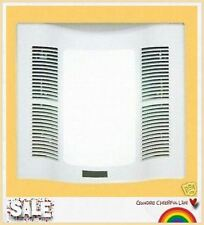 BATHROOM CEILING WHISPER EXHAUST FAN WITH LIGHT 180m3/H FT APPROVED AU PLUG 240V