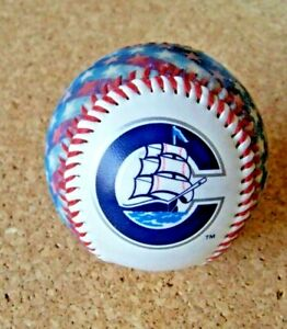 Columbus Clippers baseball ball MiLB NY New York Yankees affiliate c37445
