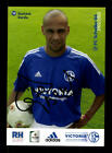 Gustavo Varela Autogrammkarte FC Schalke 04 2002/03 2.Karte Original Sig+A 62579