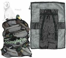 TangleFree Mesh Nylon Bag Holds 24 Standard Size Duck Decoys