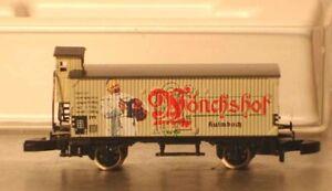 Märklin Z:  8649.11 SoMo: Württ. Bierwagen *Mönchshof Kulmbach*   OVP