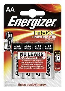 2x 4er Pack Energizer Batterien LR6 AA Max + Power Seal NEU+OVP