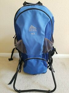 Kelty Kids FC3 Child Hiking Backpack Carrier Sturdy Outdoor Blue