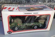 CAMIO TRUCK  Latta LANCIAMISSILI ROCKET LAUNCER Ellegi Made In Italy Tin toy