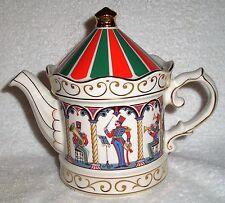 Sadler Band Stand Teapot