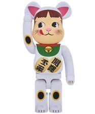 Medicom Bearbrick 2016 Fujiya Peko Chan Cat 1000% Limited Be@rbrick NEW