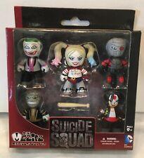 Mezco Mez-Itz DC Suicide Squad new box set Harley Quinn Joker