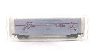 Special Run Kadee Micro Trains N NTK Ntrak Track Louisville Train Box Car NEW?