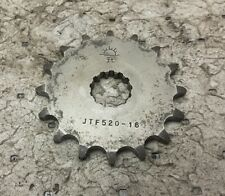 2006 06 Suzuki VSTROM DL1000 V STROM JT Front Engine Sprocket