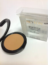 Revlon Shine Control Mattifying Powder MEDIUM DEEP # 05 OIL FREE / SPF 8 NEW.
