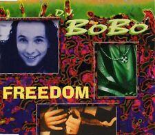 DJ BOBO Freedom 4TRX REMIXES & UNRELEASED CD SEALED