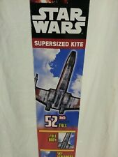 Xkites Star Wars X-Wing 52 Inch Supersized Kite Full Body with TriWinder and lin