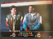 DIE INDIANER VON CLEVELAND - Aushangfoto #2 - Charlie Sheen, Wesley Snipes