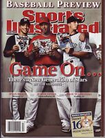 Sports Illustrated 2008 Baseball Preview GAME ON... NL