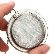 """BASKET FOR PARTS CLEANING ULTRASONIC CLEANER PARTS HOLDING BALL 1-3/8"""" w/ CHAIN"""