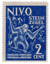(I.B) Netherlands Indies Cinderella : Indonesia NIVO 2c (Orangutang)
