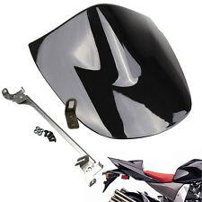 Monoposto Coprisella Passeggero Rear Seat Cowl Cover per Kawasaki ZX6R Z1000