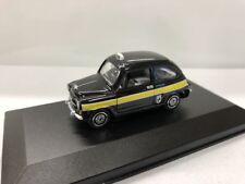 taxi seat 600 madrid 1/43 neuf sur socle plastique
