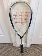 WILSON HAMMER 110 Squash Racket H110 New Isogrid Premium Quality Powerful