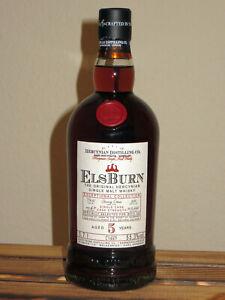 ELSBURN 5 Sherry Octave - Exclusiv für WHIC, nur 77 Flaschen, 55,3 % Vol NEU RAR
