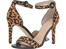 Marc Fisher Koraly Animal Print Heels Size 6 NEW