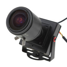 2.8-12mm Manual Lens HD 600TVL Security Audio Video Color Infrared CCTV Camera