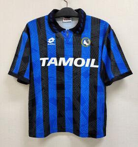1991-92 Atalanta Home S/S size M Lotto