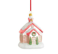 Reed & Barton Blown Glass Toy Shop Ornament C4280
