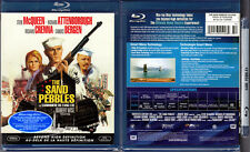 Blu-ray Robert Wise THE SAND PEBBLES Steve McQueen China WS SE Region A OOP NEW