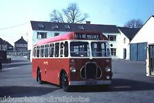 RED & WHITE SC657 6x4 Bus Photo B