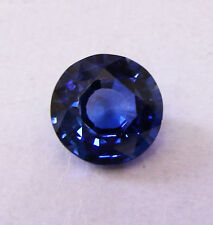 2.88ct!! SAPPHIRE NATURAL BLUE COLOUR -EXPERTLY FACETED IN GERMANY+CERT INCLUDED